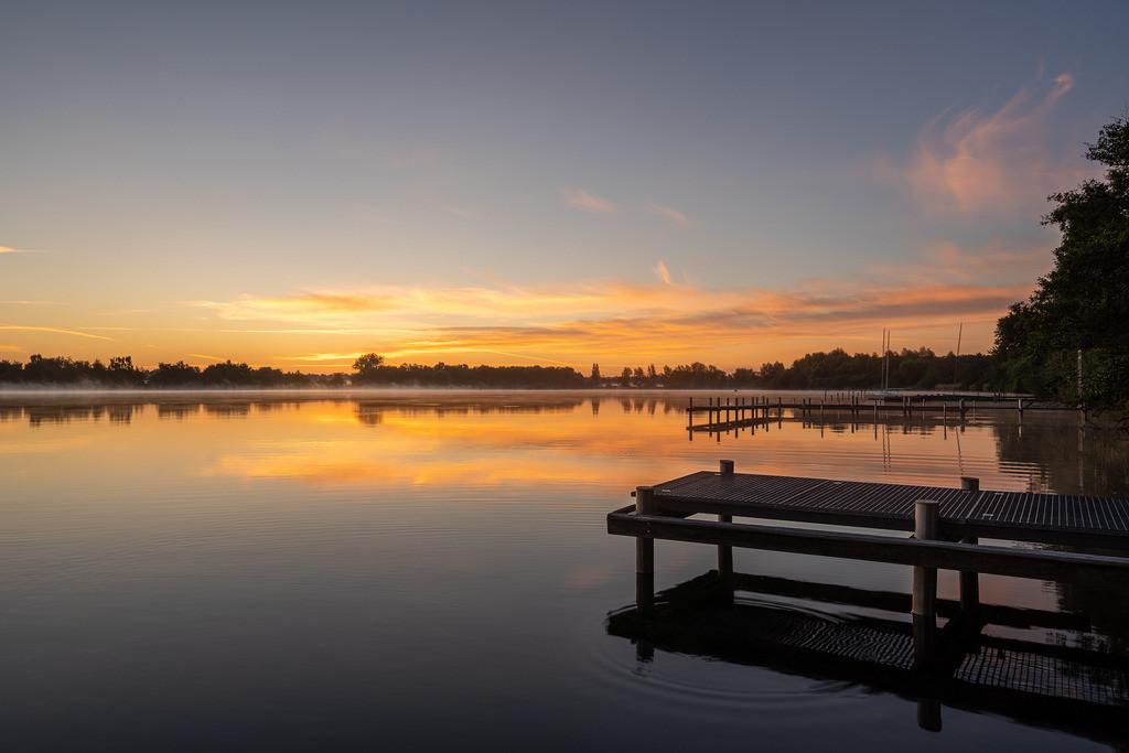 Sunrise Allersee Südufer 2