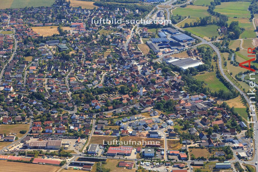 diespeck-2015-2233 | Luftbild von  Diespeck - Luftaufnahme wurde 2015 von https://frankenair.de mittels Flugzeug (keine Drohne) erstellt - die Geschenkidee
