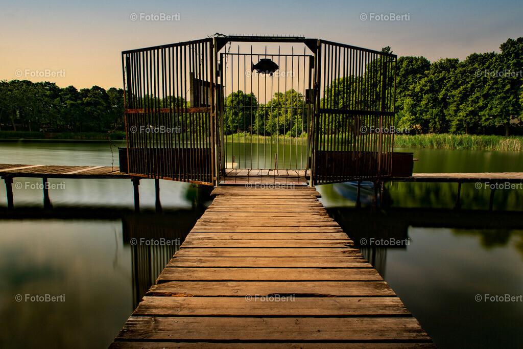 Bootssteg am Orankesee | Ein Ort, den ich zur Entspannung empfehle. Hier schöpfe ich Kraft.
