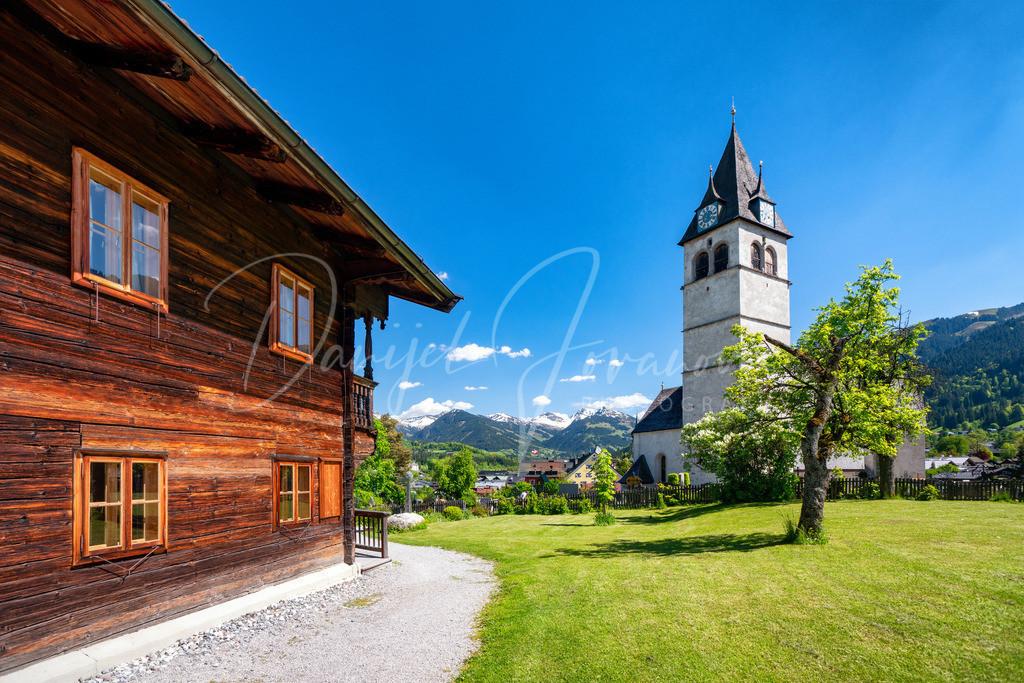 Messnerhaus   Das Messernhaus in Kitzbühel