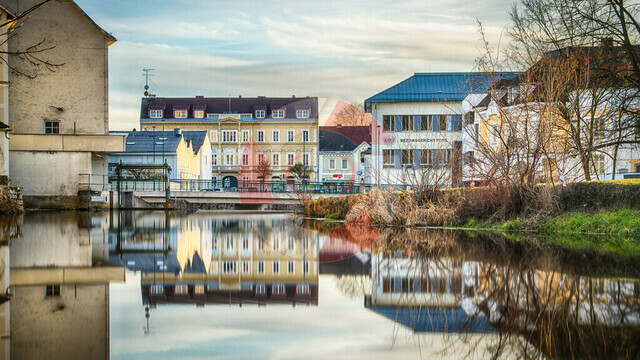 Hotel Waldhör | Blick auf´s Hotel Waldhör in Perg