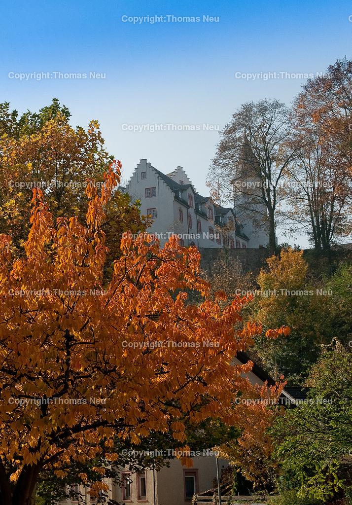 Bensheim_Schoenberg_Schloss | 3110,Herbstimpression aus Schönberg, Stadtmagazin 39, ,Bild:Thomas Neu
