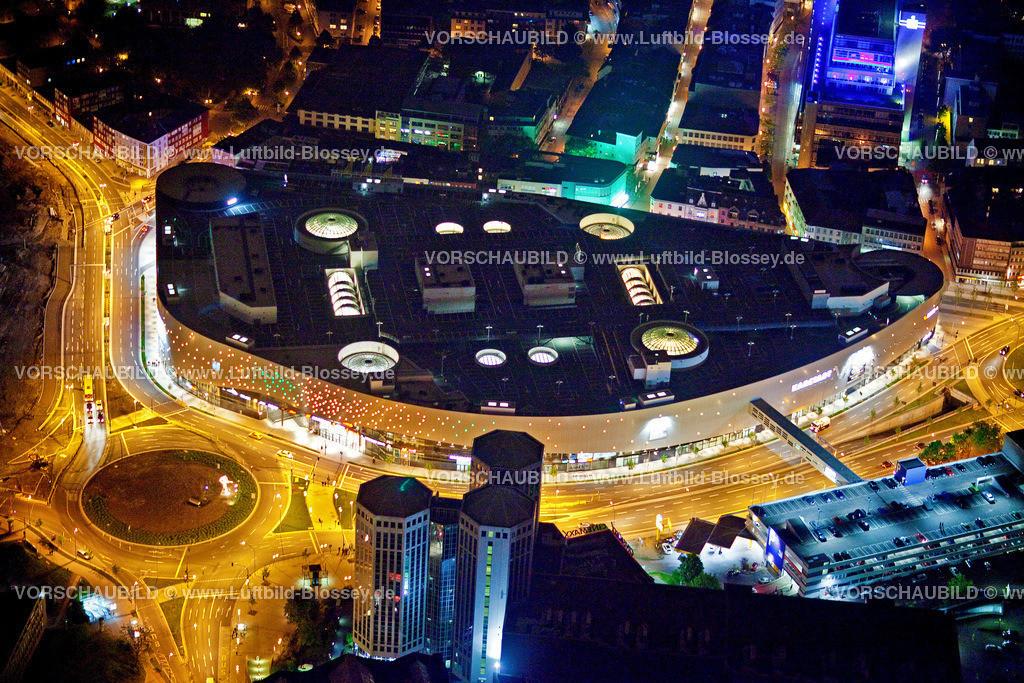 ES10052701 | Berliner Platz , Limbecker Platz Karstadt bei Nacht,  Essen, Ruhrgebiet, Nordrhein-Westfalen, Germany, Europa, Foto: hans@blossey.eu, 14.05.2010