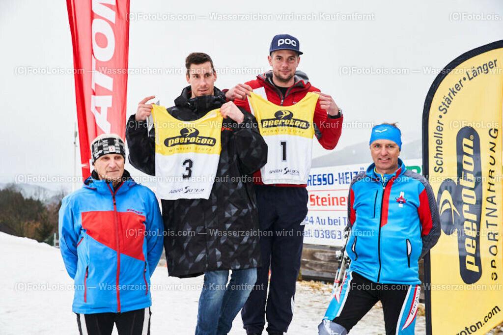 800_SteirMastersJugendCup_Siegerehrung | (C) FotoLois.com, Alois Spandl, Atomic - Steirischer MastersCup 2020 und Energie Steiermark - Jugendcup 2020 in der SchwabenbergArena TURNAU, Wintersportclub Aflenz, Sa 4. Jänner 2020.