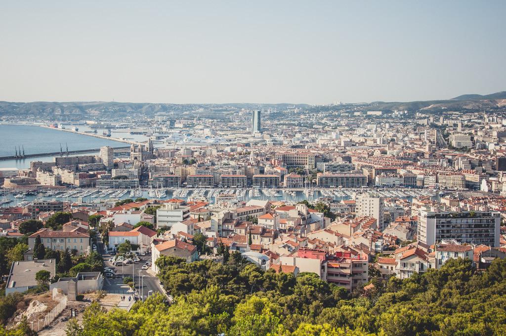 Marseille | Marseille, Frankreich, Südfrankreich, Stadt, urban, Süden, Mittelmeer, Urlaub, Sommer