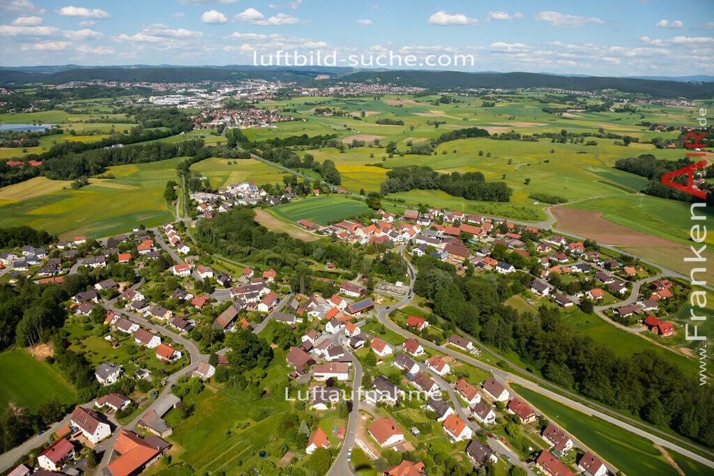 katschenreuth-kulmbach-2009-1191 | Luftbild von Katschenreuth Kulmbach - Luftaufnahme wurde 2009 von https://frankenair.de mittels Flugzeug (keine Drohne) erstellt - die Geschenkidee