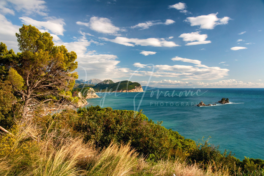 Montenegro | Die Budvanska Rivijera