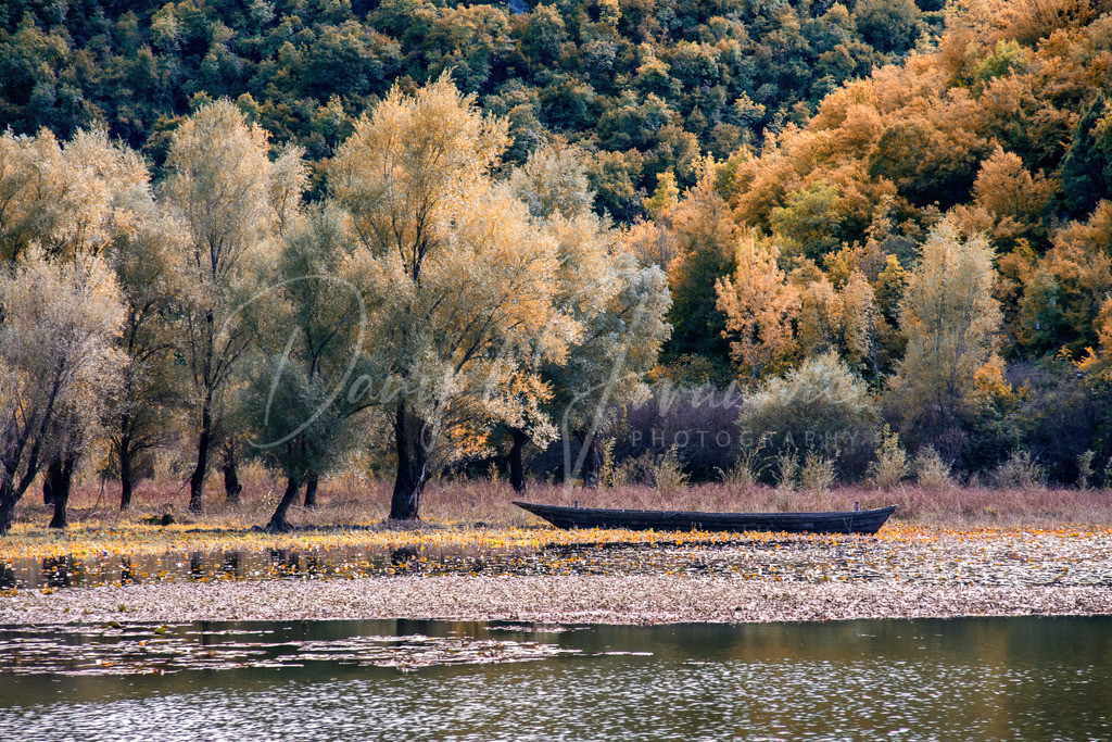 Herbst | Herbst am Skadar See