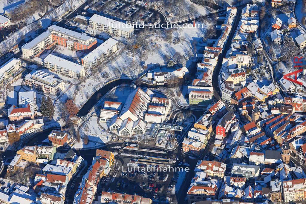 luftbild-kulmbach-2016-5951 | Luftbild von  Kulmbach - Luftaufnahme wurde 2016 von https://frankenair.de mittels Flugzeug (keine Drohne) erstellt - die Geschenkidee