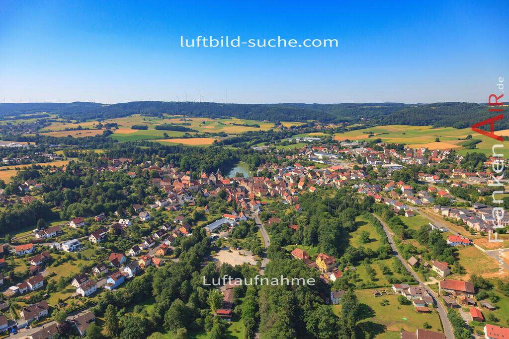 thurnau-17-1523 | Luftbild von  Thurnau - Luftaufnahme wurde 2017 von https://frankenair.de mittels Flugzeug (keine Drohne) erstellt - die Geschenkidee
