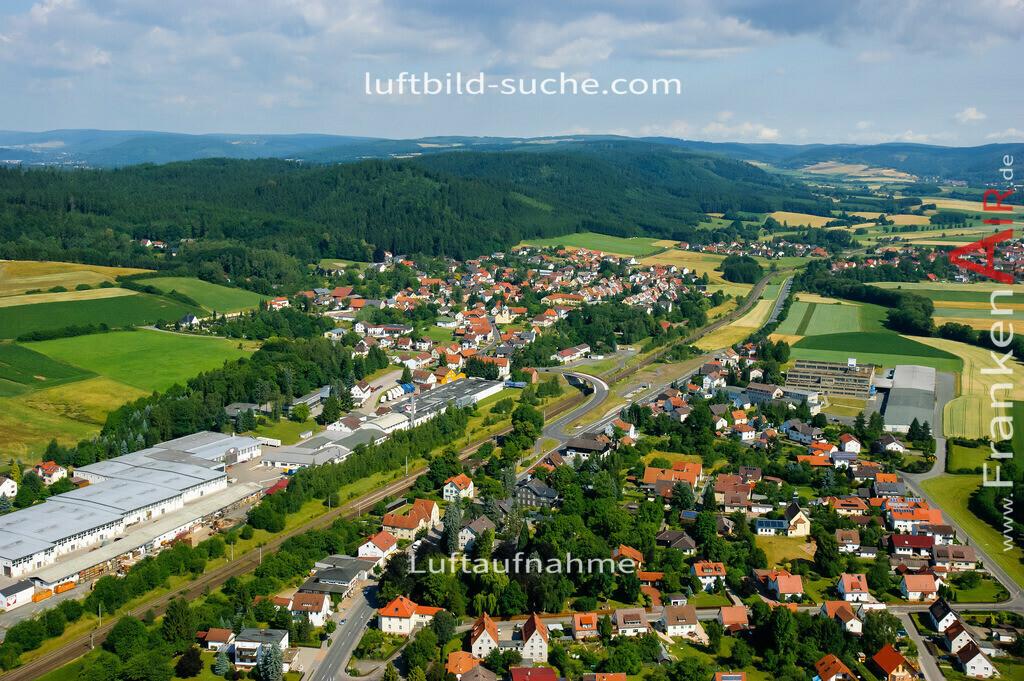 luftaufnahme-stockheim-2008-635 | Luftbild von  Stockheim - Luftaufnahme wurde 2008 von https://frankenair.de mittels Flugzeug (keine Drohne) erstellt - die Geschenkidee