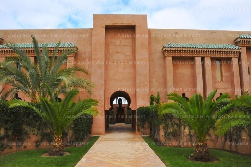 Amanjena Hotel-Resort_Heiko6   Marokkanische Architektur