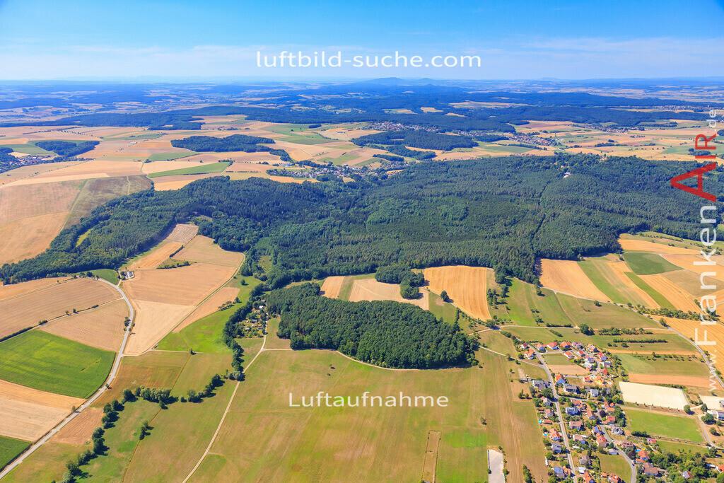 untersiemau-2015-2155 | Luftbild von  Untersiemau - Luftaufnahme wurde 2015 von https://frankenair.de mittels Flugzeug (keine Drohne) erstellt - die Geschenkidee