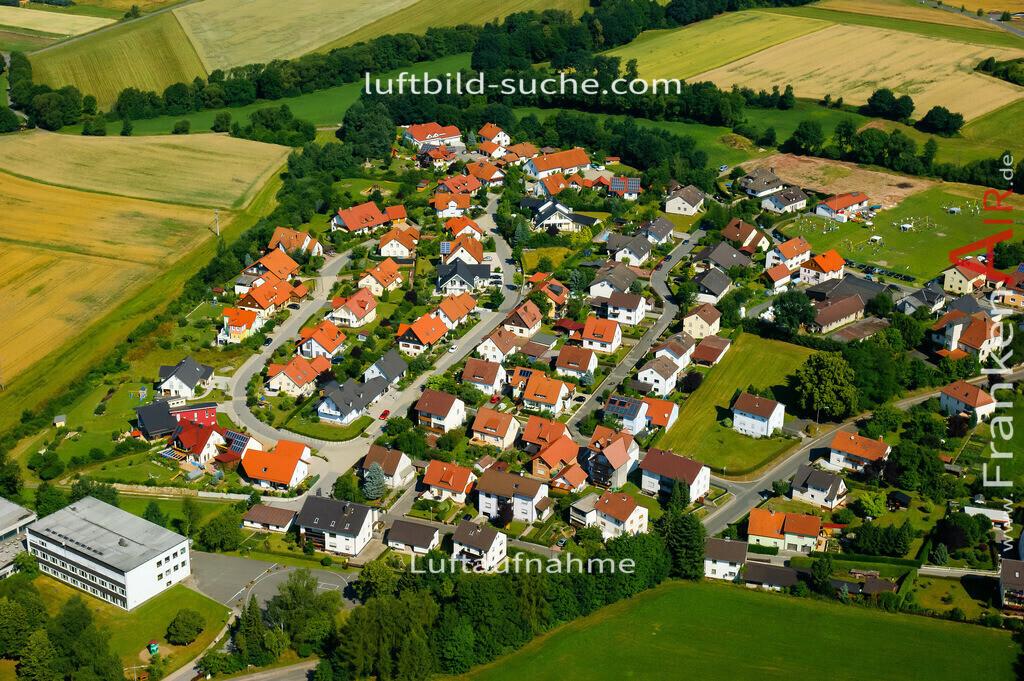 reitsch-stockheim-2008-06 | Luftbild von Reitsch Stockheim - Luftaufnahme wurde 2008 von https://frankenair.de mittels Flugzeug (keine Drohne) erstellt - die Geschenkidee