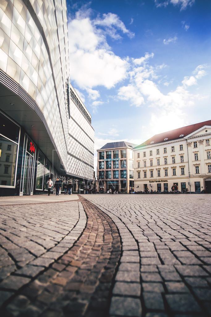 Am Brühl Leipzig | Höfe am Brühl in Richtung Hainstraße