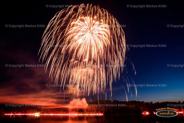 Karlsfelder Siedlerfest 2018 - Feuerwerk-15
