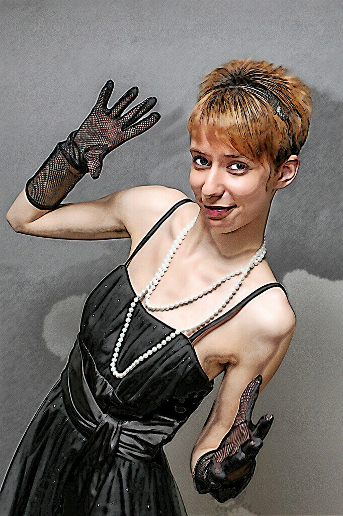 Handschuh Lady Bild 020