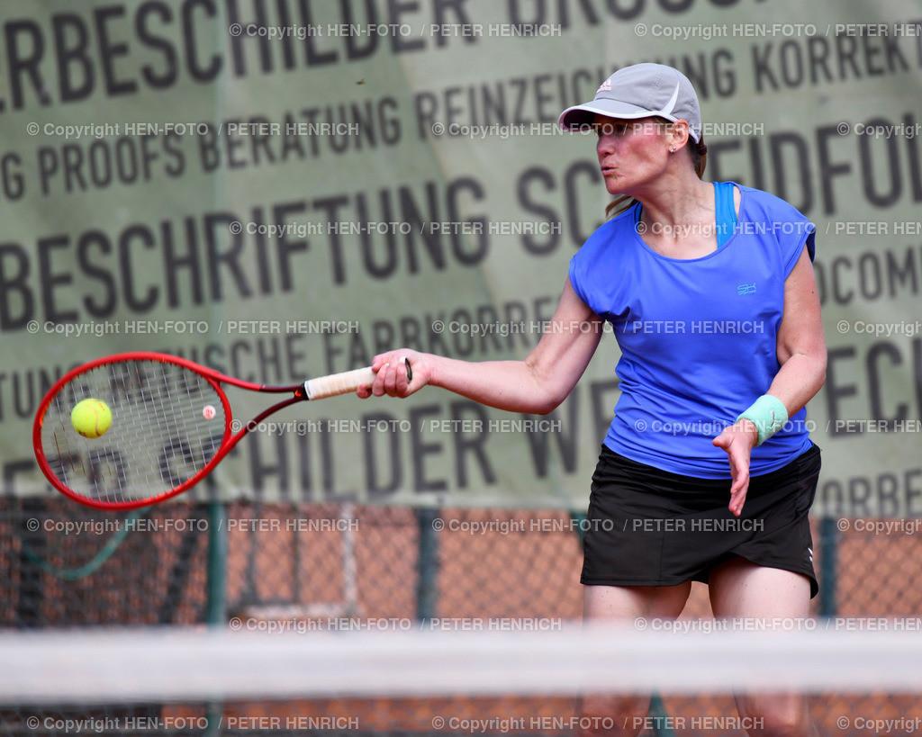 Tennis Damen 30 Hessenliga TCB 2000 Darmstadt - Eintracht Frankfurt II copyright by HEN-FOTO | Tennis Damen 30 Hessenliga TCB 2000 Darmstadt - Eintracht Frankfurt II Mi 3 Ingrid Siegrist (TCB) copyright by HEN-FOTO / Foto: Peter Henrich