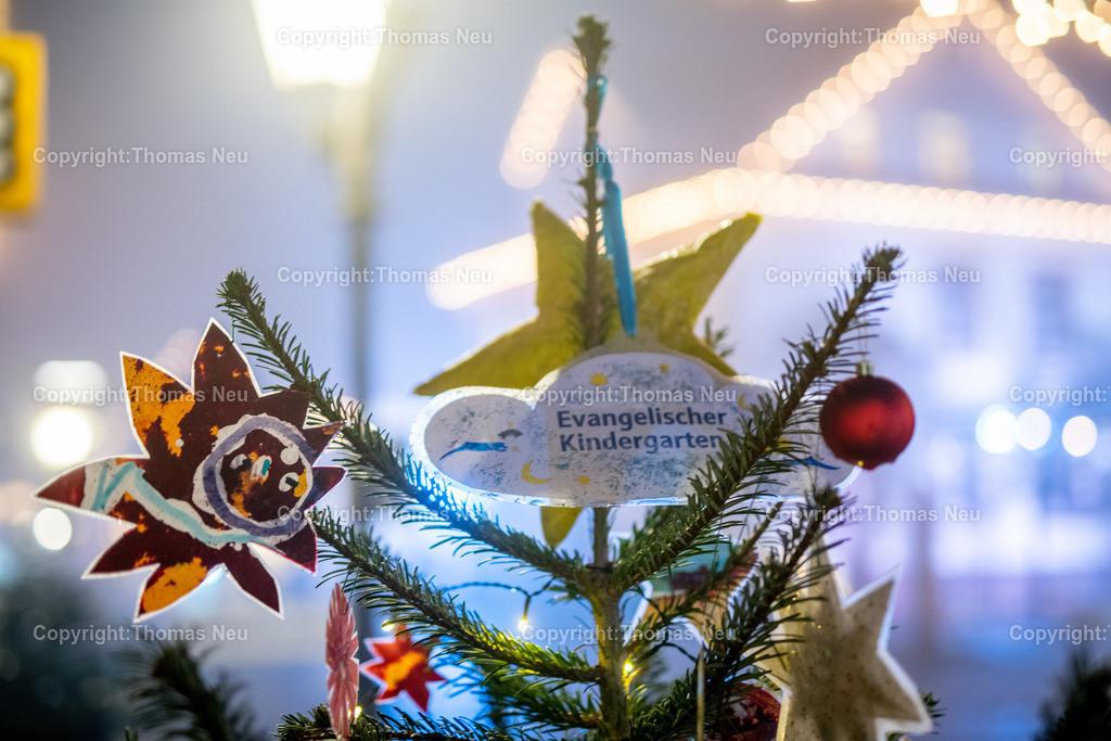 DSC_3927 | ble,Lorsch, blaues Weihnachtswunder, Innenstadt, ,, Bild: Thomas Neu