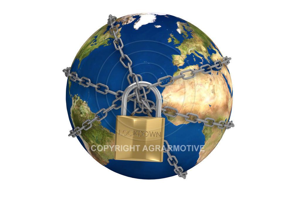 COVID-19_Lockdown_Weltweit_001 | Symbolbild zu den weltweiten Maßnahmen zur Eindämmung des Coronavirus