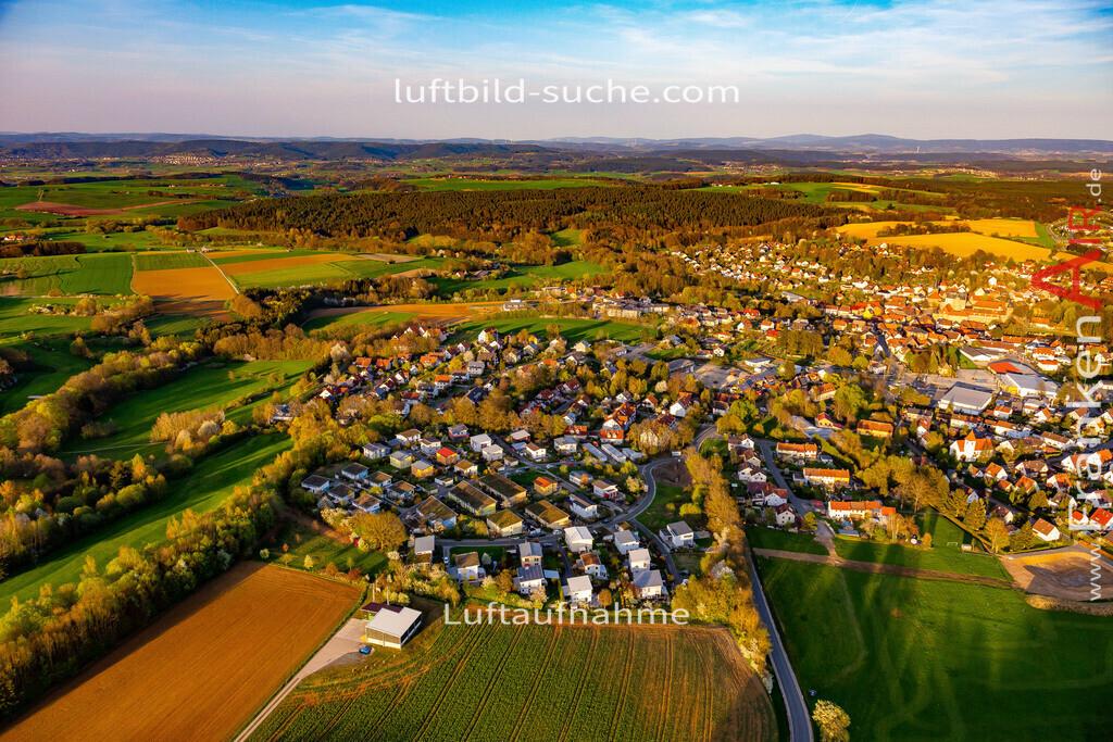 thurnau-18-199 | aktuelles Luftbild von  Thurnau - Luftaufnahme wurde 2018 von https://frankenair.de mittels Flugzeug (keine Drohne) erstellt.