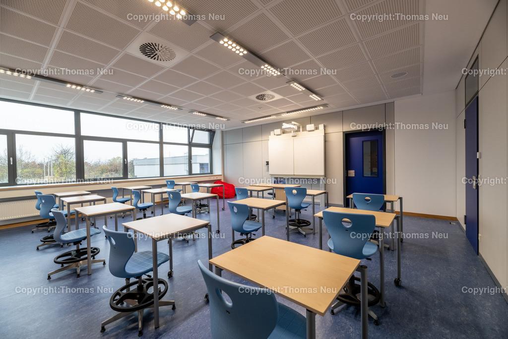 DSC_3630-HDR | Bensheim, Region, Featurebilder, Corona, Schulschließung, leere Klassensäle und Flure in der GSS Bensheim, ,, Bild: Thomas Neu