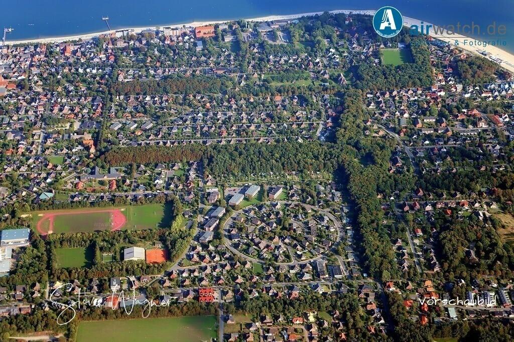 Luftbilder Insel Foehr, Wyk auf Foehr | Insel Foehr, Wyk auf Foehr