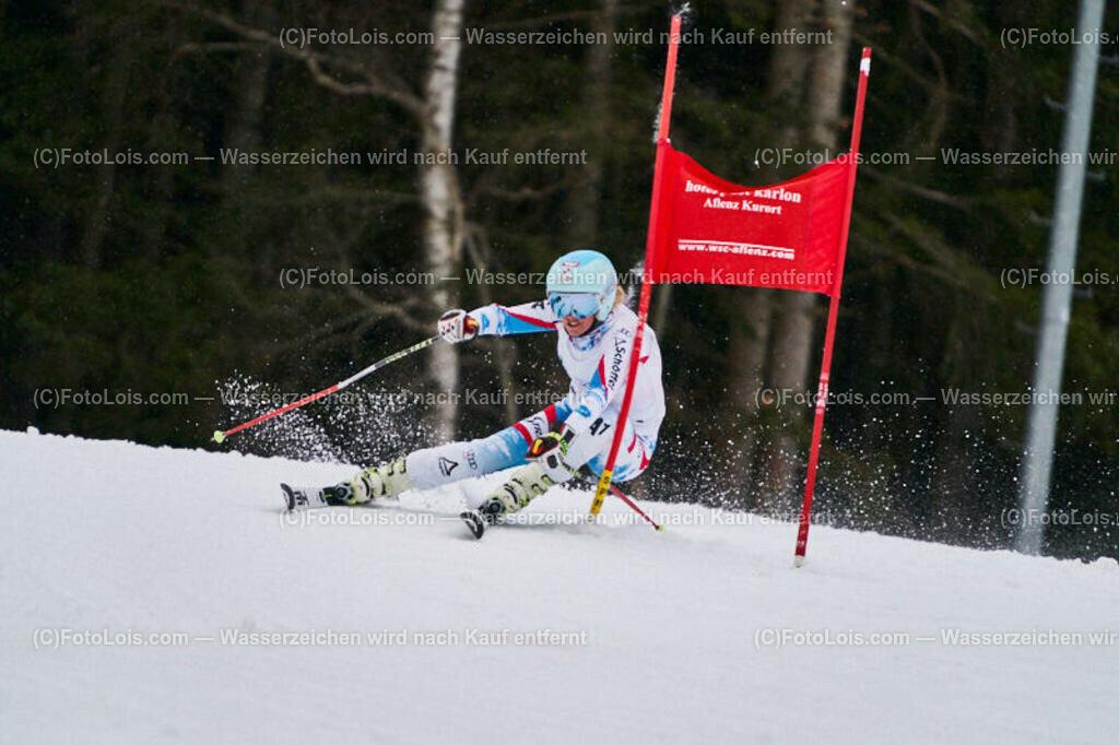 060_SteirMastersJugendCup_Zankl Regina | (C) FotoLois.com, Alois Spandl, Atomic - Steirischer MastersCup 2020 und Energie Steiermark - Jugendcup 2020 in der SchwabenbergArena TURNAU, Wintersportclub Aflenz, Sa 4. Jänner 2020.