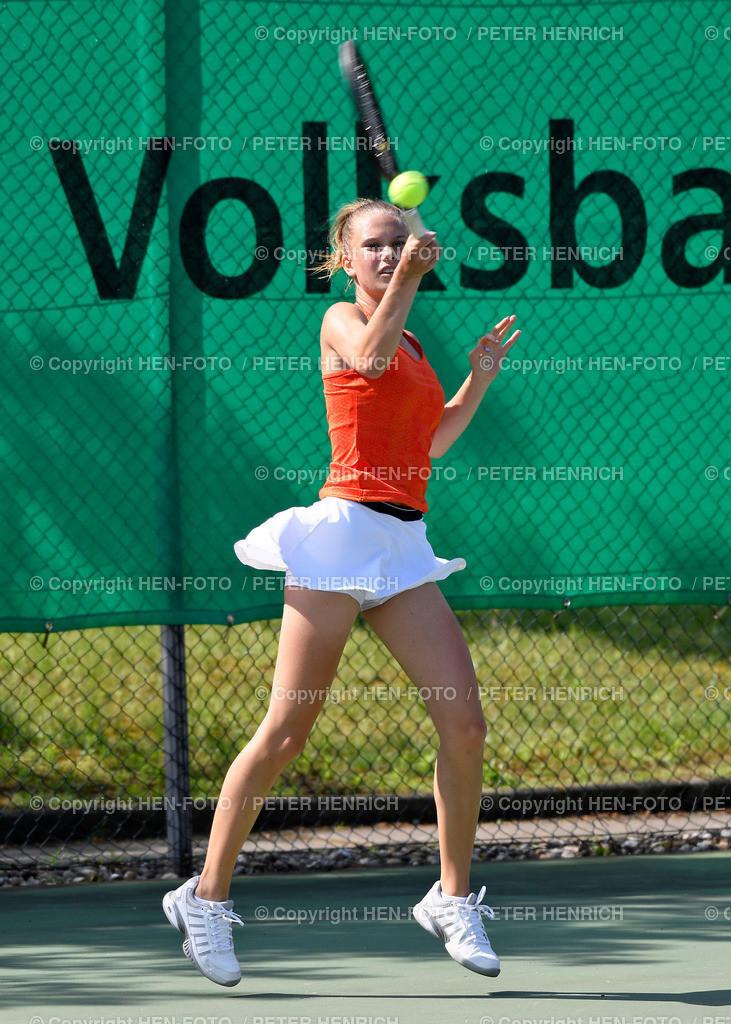 2021 Tennis D18 TC Seeheim - RW Bad Nauheim copyright by HEN-FOTO | Tennis D18 Juniorinnen U18 6er Hessenliga TC Seeheim - RW Bad Nauheim 03.07.2021 (2:7) Helene Kreibich TCS copyright by HEN-FOTO Peter Henrich