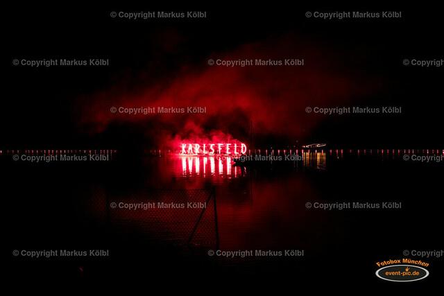 Karlsfelder Siedlerfest 2018 - Feuerwerk-7