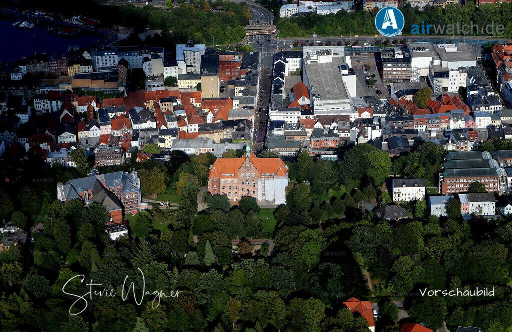 Luftbild Flensburg, Museumsberg 1, 24937 Flensburg | Luftbild Flensburg, Museumsberg 1, 24937 Flensburg • max. 6240 x 4160 pix
