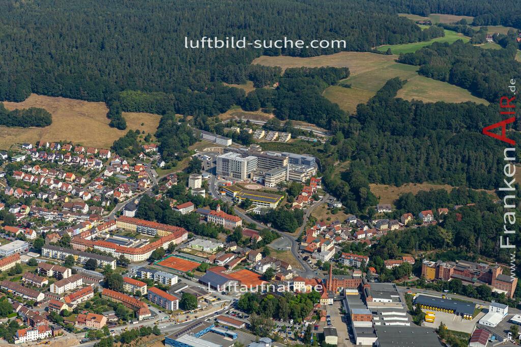 blaich-kulmbach-19-682 | aktuelles Luftbild von Blaich  Kulmbach - Luftaufnahme wurde 2019 von https://frankenair.de mittels Flugzeug (keine Drohne) erstellt.