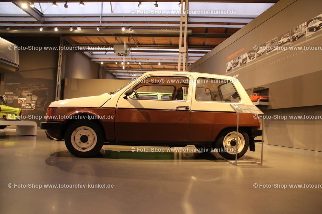 Trabant 601 N (WE II) Studie, Funktionsmuster, 1982 | Trabant 601 N (WE II) Studie, braun-creme, DDR-Kennzeichen TA 29 60, Baujahr 1982, Kompaktwagen mit 2 Türen und Heckklappe, IFA, Funktionsmuster, Prototyp