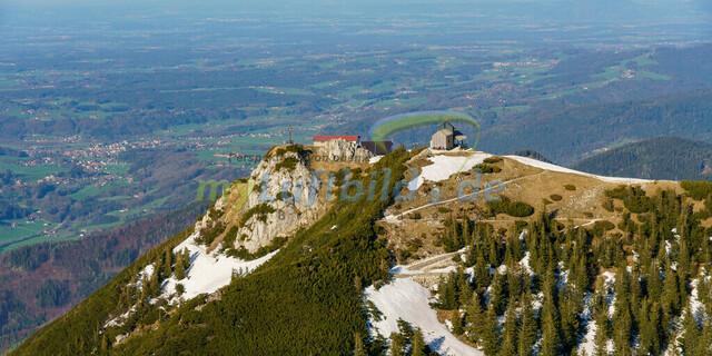luftbild-hochfelln-bruno-kapeller-06 | Luftaufnahme vom Hochfelln 1674m