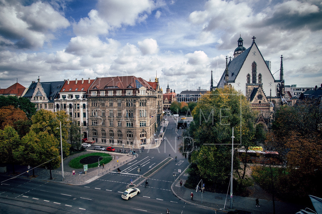 Leipzig Westtor