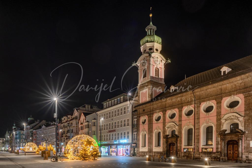 Innsbruck | Weihnachtszeit in Innsbruck