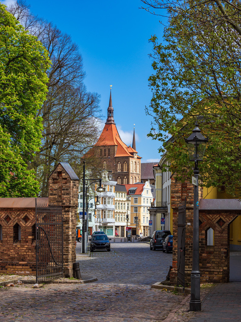 Historische Gebäude in der Hansestadt Rostock | Historische Gebäude in der Hansestadt Rostock.