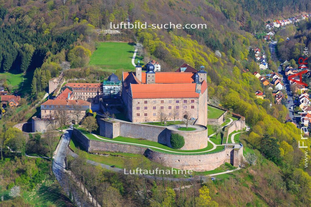 kulmbach-2016-3217 | Luftbild von  Kulmbach - Luftaufnahme wurde 2016 von https://frankenair.de mittels Flugzeug (keine Drohne) erstellt - die Geschenkidee