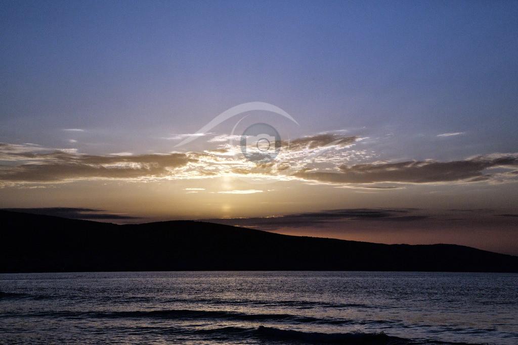 Bulgarien_ Sunny Beach-Sonnenuntergang