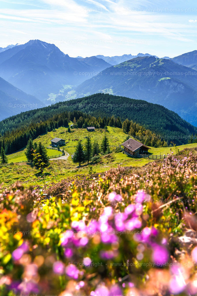 Laberg Brandberg Mayrhofen