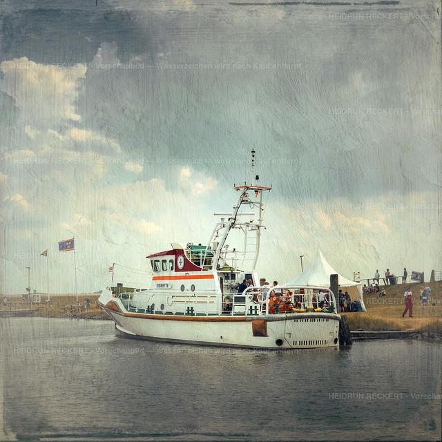 Fischkutter im Süderhafen