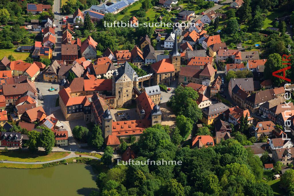 luftbild-thurnau-2014-2961 | Luftbild von  Thurnau - Luftaufnahme wurde 2014 von https://frankenair.de mittels Flugzeug (keine Drohne) erstellt - die Geschenkidee