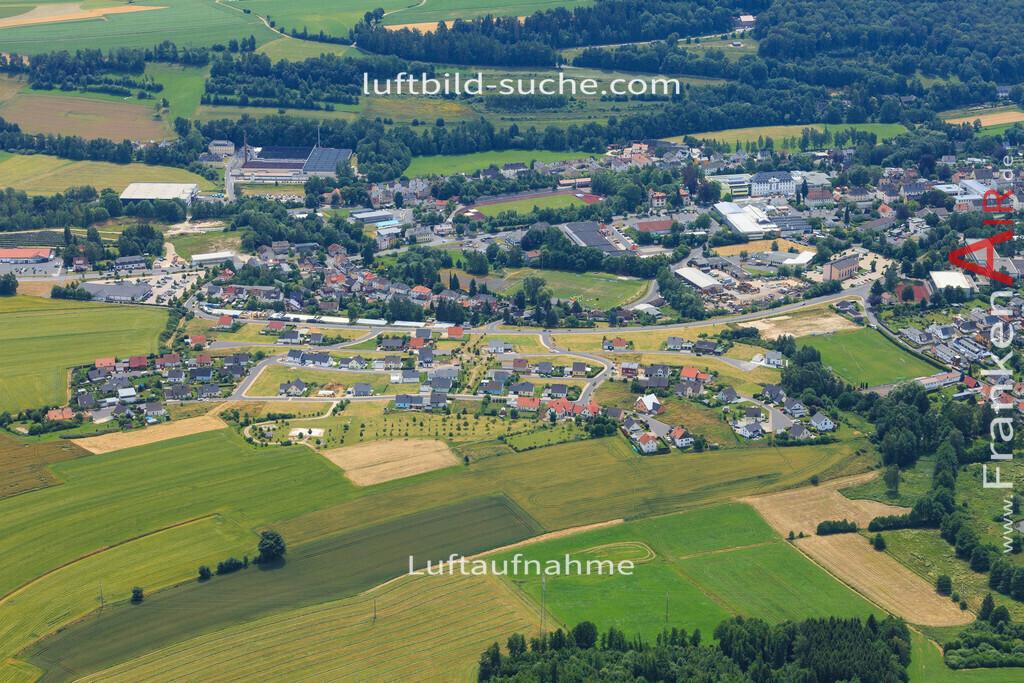 luftbild-wunsiedel-2016-7134   Luftbild von  Wunsiedel - Luftaufnahme wurde 2016 von https://frankenair.de mittels Flugzeug (keine Drohne) erstellt - die Geschenkidee