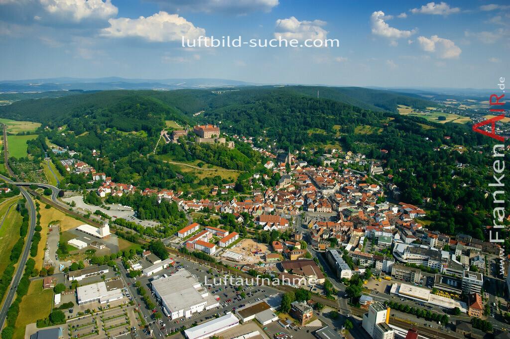 luftaufnahme-kulmbach-2008-534 | Luftbild von  Kulmbach - Luftaufnahme wurde 2008 von https://frankenair.de mittels Flugzeug (keine Drohne) erstellt - die Geschenkidee