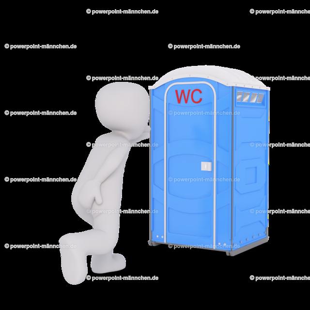 urgently need to use the toilet   Quelle: https://3dman.eu   Jetzt 250 Bilder kostenlos sichern