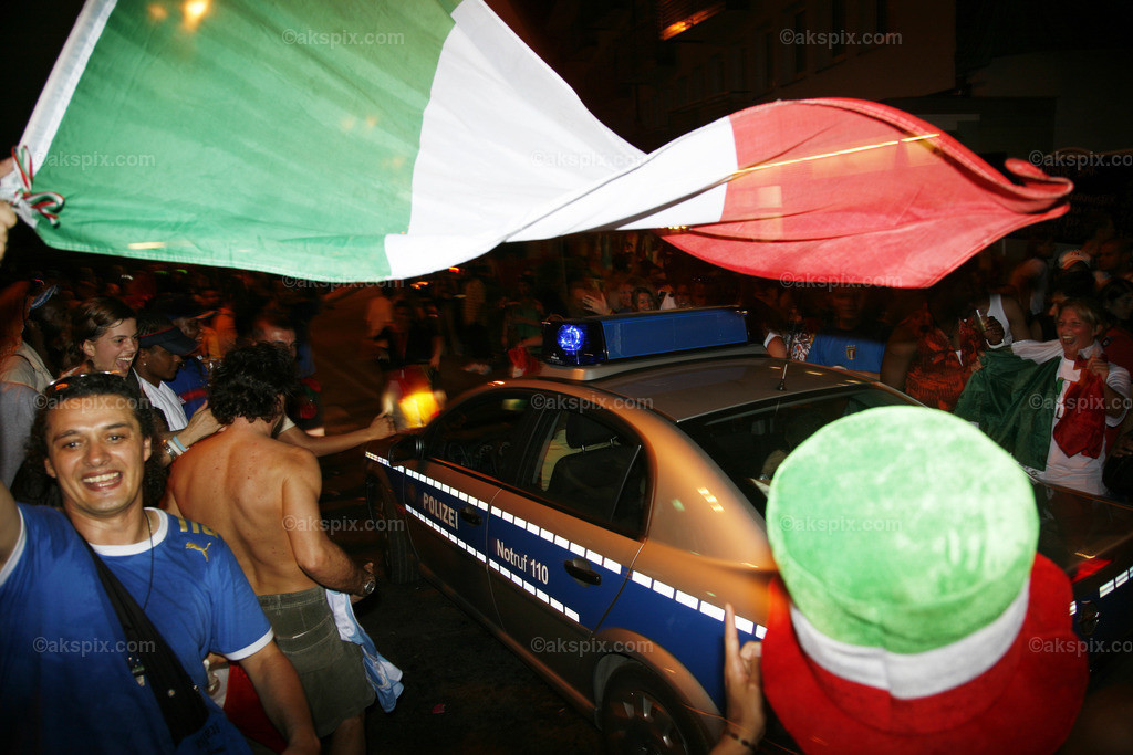 Italy-Sieg