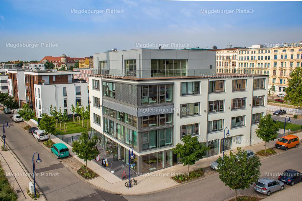 Luftbild Magdeburg Dom Stadtpark MDR Hypar-5268