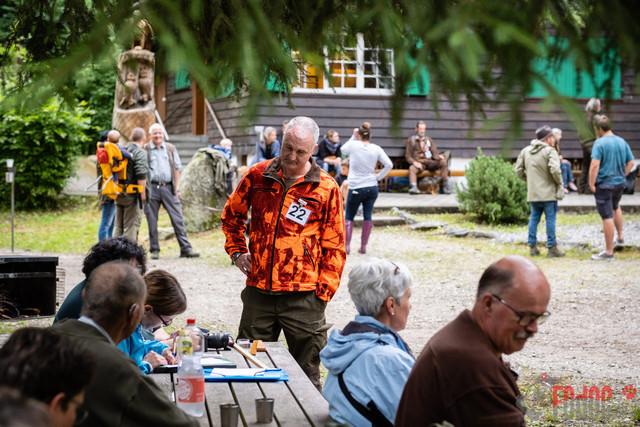Ankoerung des SNLC 2021   Ankoerung des SNLC 2021 in Lotzwil  04.07.2021 Foto: Leo Wyden