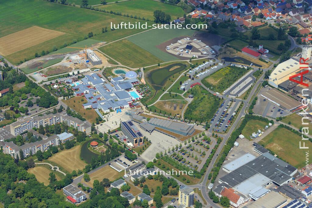 bad-windsheim-2015-1618   Luftbild von  Bad-windsheim - Luftaufnahme wurde 2015 von https://frankenair.de mittels Flugzeug (keine Drohne) erstellt - die Geschenkidee