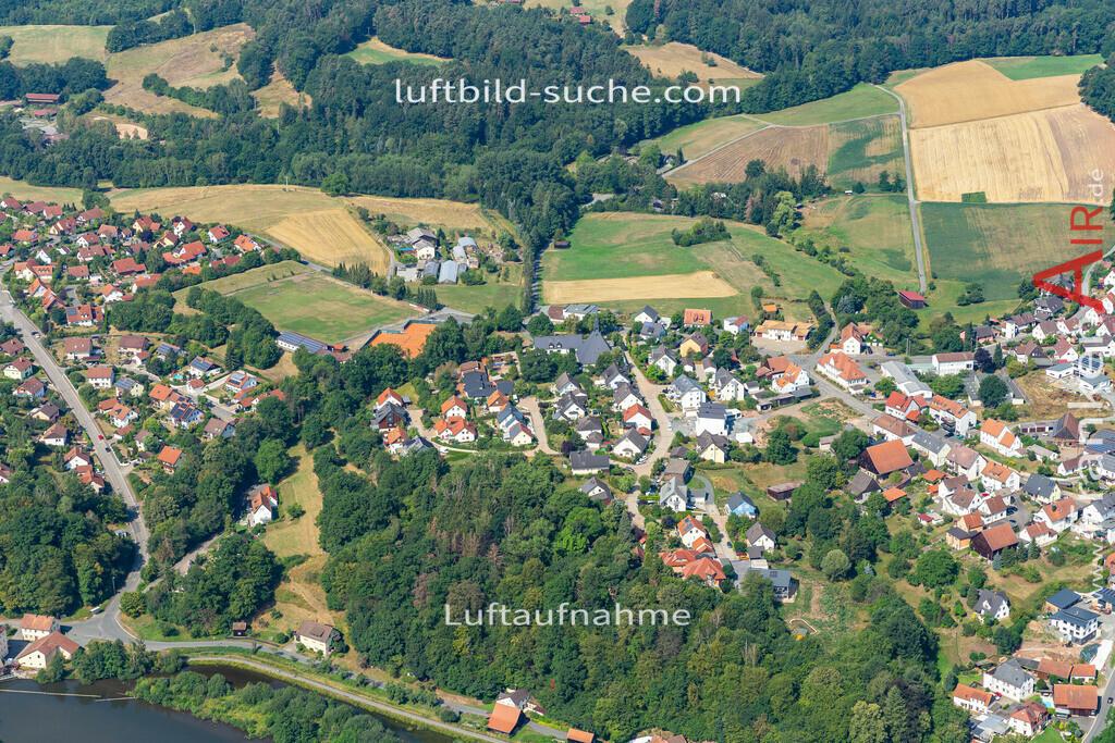 burghaig-19-533 | aktuelles Luftbild von Burghaig   - Luftaufnahme wurde 2019 von https://frankenair.de mittels Flugzeug (keine Drohne) erstellt.